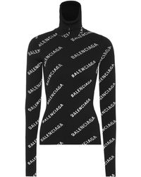 Balenciaga Women's Sweater - Black