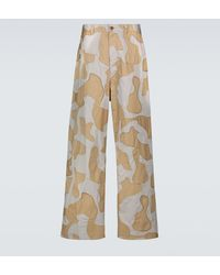 Undercover Pantalones de camuflaje - Multicolor