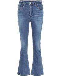 3x1 - Jeans W4 Crop Boot - Lyst