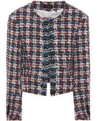 Isabel Marant - Jovia Tweed Jacket - Lyst