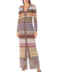 Missoni Longline Cardigan - Multicolour