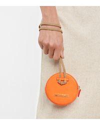 Jacquemus Portemonnaie Le Pitchou - Orange