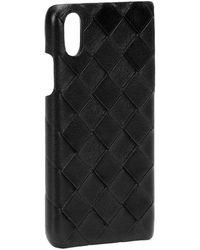 Bottega Veneta ÉTUI POUR IPHONE XSMAX - Noir