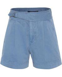 3d916f51d Women s Polo Ralph Lauren Shorts Online Sale - Lyst