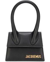 Jacquemus 'Le Chiquito' Mini-Tasche - Schwarz