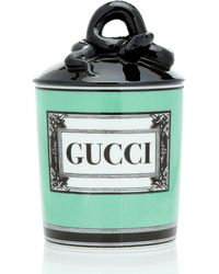 Gucci - Herbosum Logo Candle - Lyst