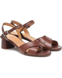 Church's Dolly Leather Sandals - Brown