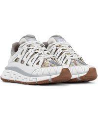 Versace - Trigreca Sneakers - Lyst
