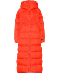 80aee84f1934 Lyst - Women s Nike Long coats Online Sale