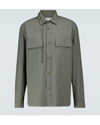 Craig Green Hemd aus Baumwolle - Grün