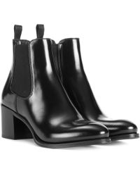 Church's Shirley leather ankle boots - Negro