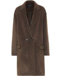 Isabel Marant Cappotto Filipo in lana e cashmere - Multicolore