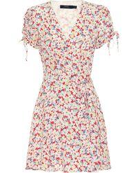 Polo Ralph Lauren Floral Wrap Dress - Multicolour