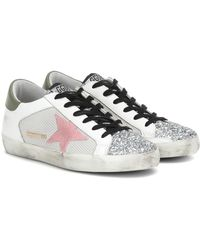 Golden Goose Deluxe Brand - Sneakers Superstar - Lyst