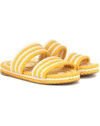 Zimmermann Rope Slides - Yellow
