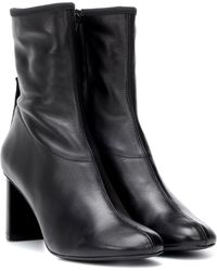JOSEPH - Leather Ankle Boots - Lyst