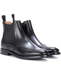 Church's - Chelsea Boots Ketsby aus Leder - Lyst