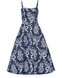 Junya Watanabe Kleid aus Denim