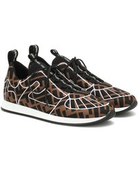 Fendi Sneakers - Braun