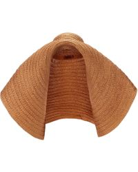 Missoni - Woven Oversized Hat - Lyst