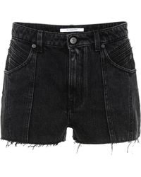 Givenchy Denim Shorts - Black