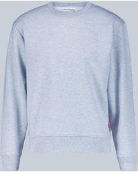 Acne Studios Fate Oversized Crewneck Sweatshirt - Grey