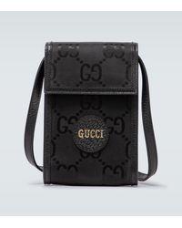 Gucci Minibolso Off The Grid - Negro