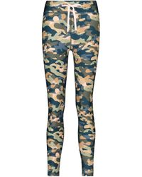 The Upside Power Camouflage leggings - Green