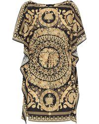 Versace Barocco Kaftan - Multicolour