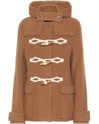 JW Anderson Veste duffle-coat en laine - Neutre