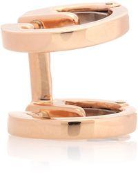 Repossi Ear Cuff Berbere Module aus 18kt Roségold - Mettallic