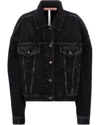 Acne Studios Giacca di jeans - Nero