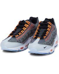 Nike X Jim Jones zapatillas Air Max 95 - Gris