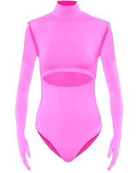 Vetements Body stretch - Rosa