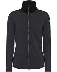 Fusalp Stellaria Zipped Jacket - Black