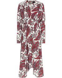 Isabel Marant - Tamara Paisley-printed Dress - Lyst