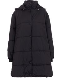Givenchy Puffer Coat - Black