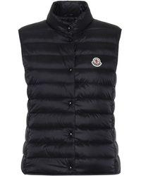 Moncler Liane Down Vest - Black