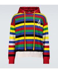 Moncler Genius 1 Moncler Jw Anderson Hooded Sweatshirt - Multicolour
