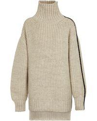 Peter Do Wool Turtleneck Sweater - Natural