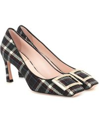 Roger Vivier Pumps Trompette Piping - Mehrfarbig