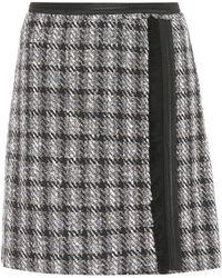 Etro - Cotton-blend Skirt - Lyst