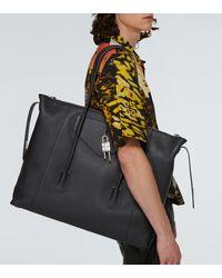 Givenchy Tote Antigona grande de piel - Negro