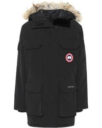 Canada Goose Women's Expedition Parka Fusion Fit - Black