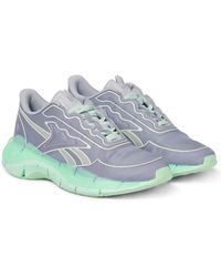 Reebok X Victoria Beckham Sneakers Zig Kenitica aus Mesh - Grau