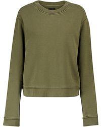 RTA Sweat-shirt Emilia en coton - Vert