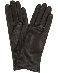 Isabel Marant Exclusive To Mytheresa – Easy Rider Leather Gloves - Black