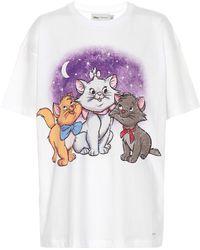 COACH Disney x Aristocats T-Shirt - Weiß