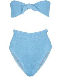 Hunza G - Exclusivité Mytheresa – Bikini Hayley - Lyst