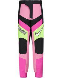Nike X AMBUSH pantalones de chándal moteros - Rosa